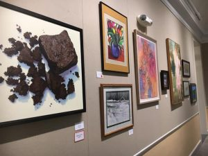 Holding It All Exhibit - Poetry, Music and Art @ Charles R. Wood Theater   Glens Falls   New York   United States