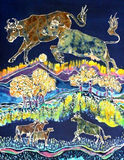 Artwork by NorthCountryARTS member Carol Conklin