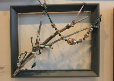 Jewelry by NorthCountryARTS artist Ruth Ward