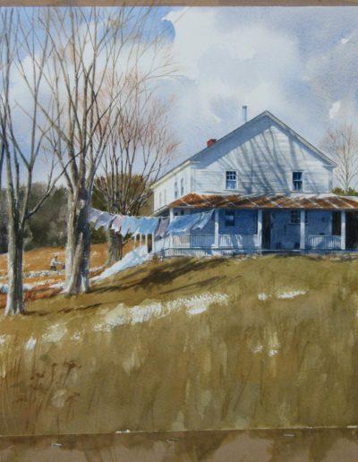 Painting by NorthCountryARTS artist Jan Palmer