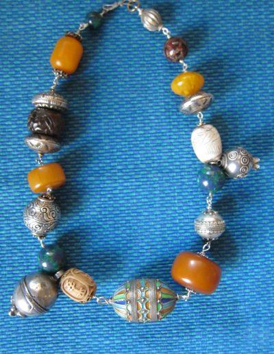 Jewelry by NorthCountryARTS member Jacky Touba