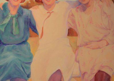 Painting by NorthCountryARTS artist Sheri Snedeker