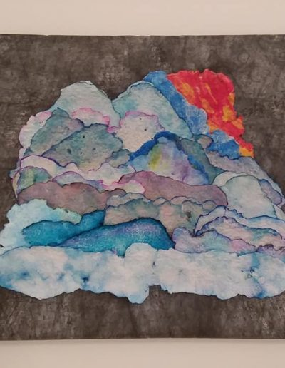 Painting by NorthCountryARTS artist