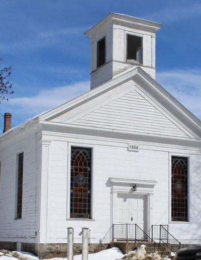 Church in Stony Creek, NY